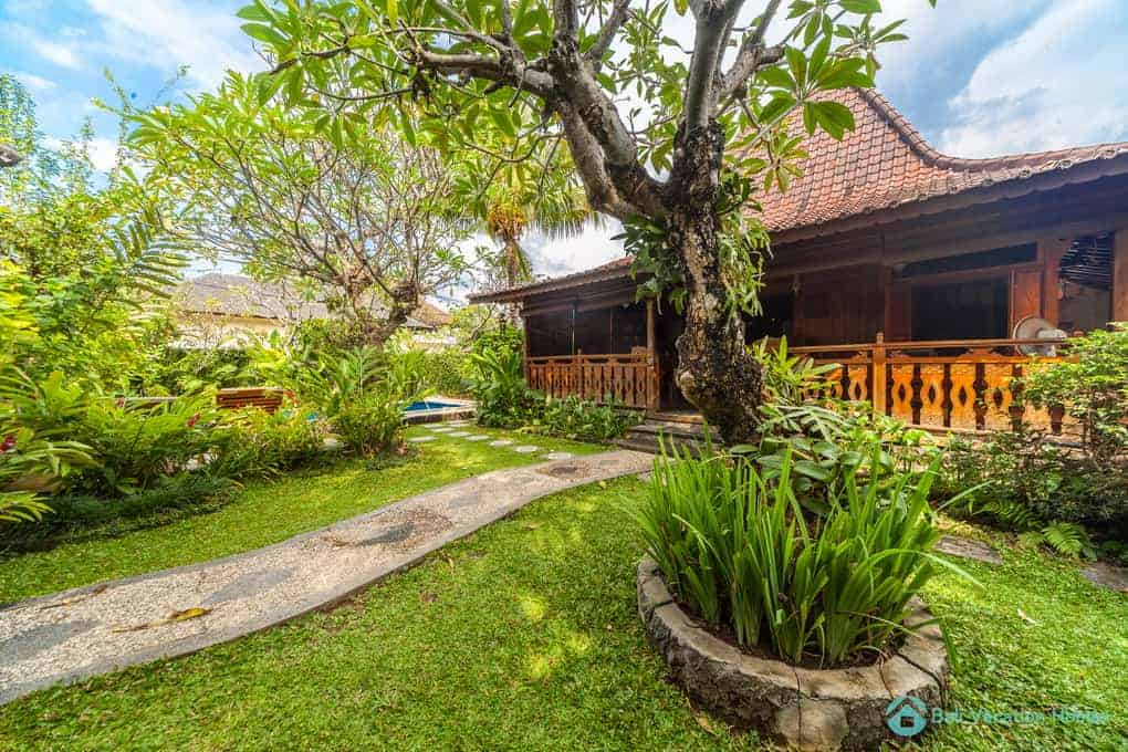 villa joglo bali vacation homes