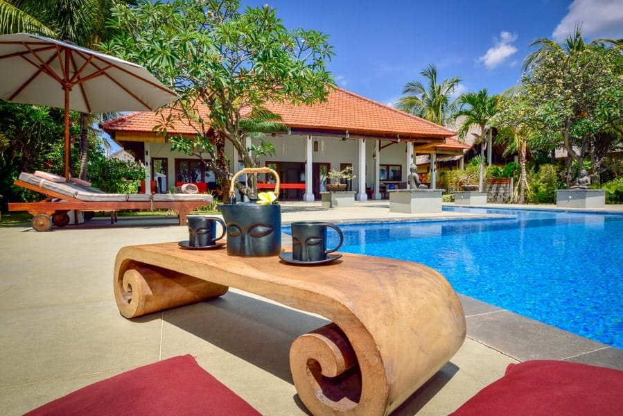 villa saffraan bali vacation homes for rent