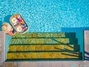 Villa Agus Mas Floating Breakfast -Bali Vacation Homes