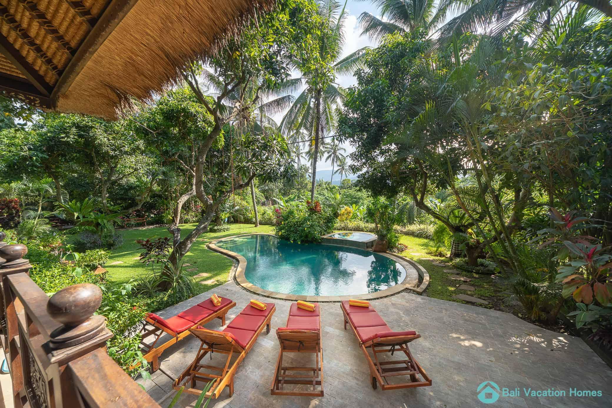 Villa Wana Wonderful Luxury Hideaway Surrounded By Nature Bali Vacation Homes