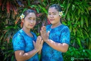 Villa Ibiza Bali Staff