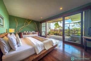 villa the longhouse sumatra room