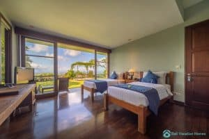 villa the longhouse west java room