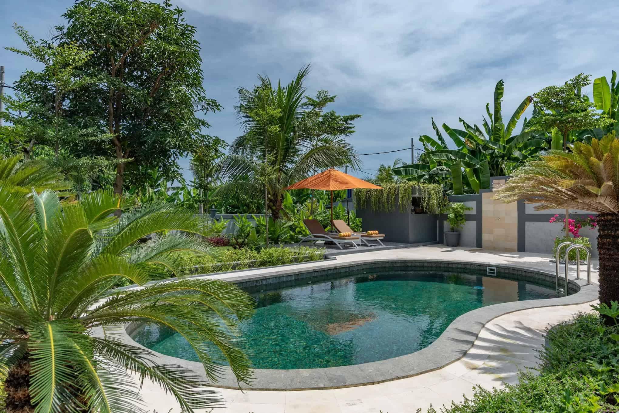 hillside studios lovina bali vacation homes