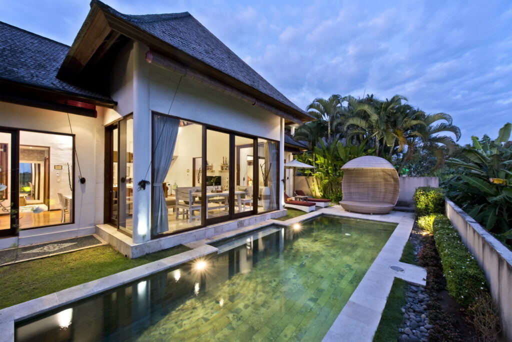 sahaja bali vacation homes
