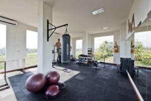sahaja sawah resort gym bali vacation homes resize