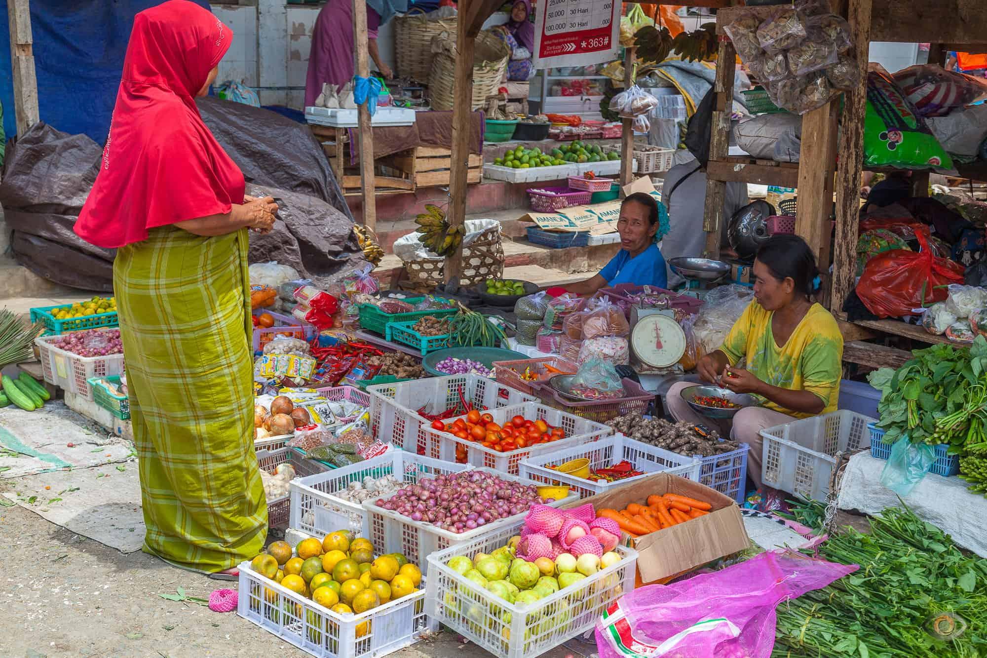 Local Market Bali Algemeen