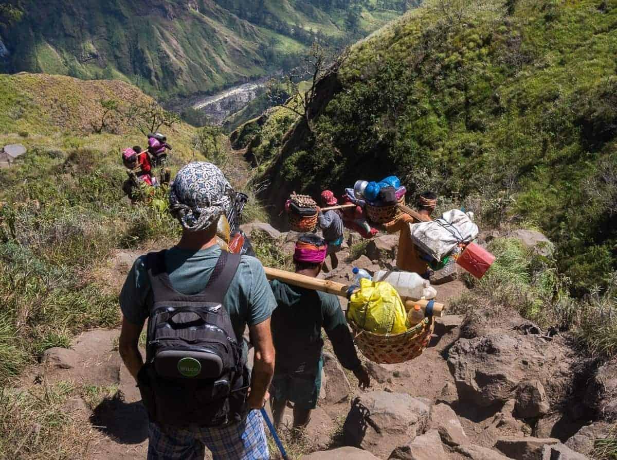 Lombok-Mount-Rinjani-Trekking