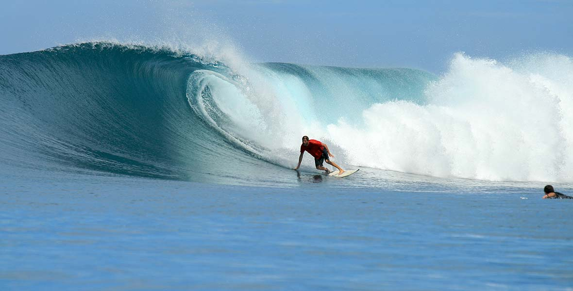 Surfing-Lombok
